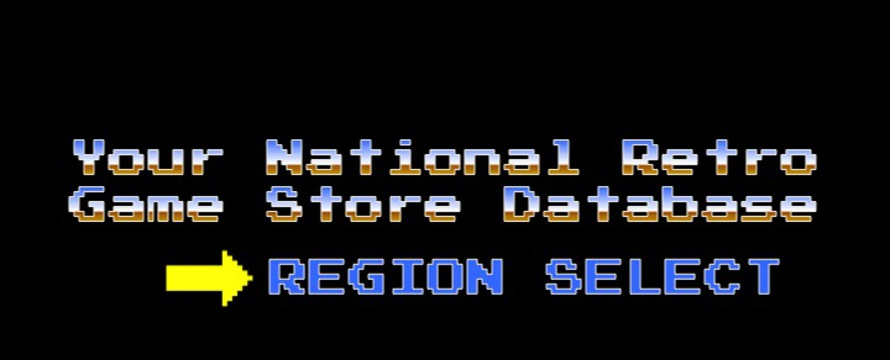 Retro Game Hunter - Your National Retro Video Game Store Database